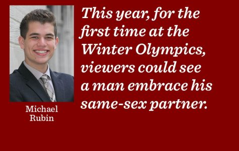 Olympics should empower LGBT athletes