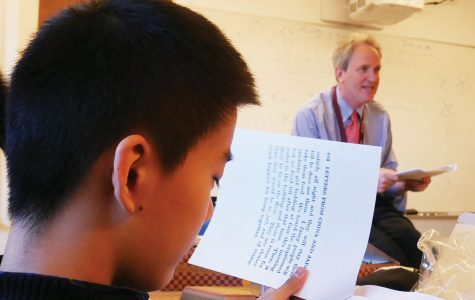Donation will fund Dewey-themed China trips
