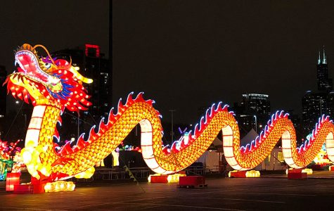 Dragon Lights festival exhibits Chinese culture, artistry