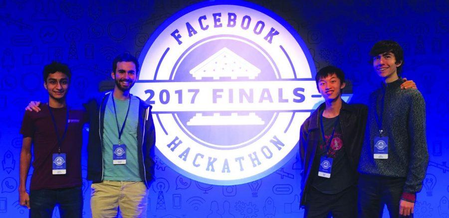 Coders named finalists at Facebook Hackathon