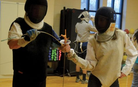 Meet the Coaches: Head and assistant fencing