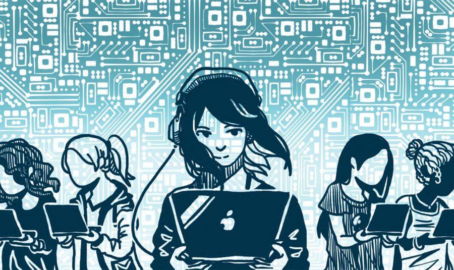Women in STEM lead active change