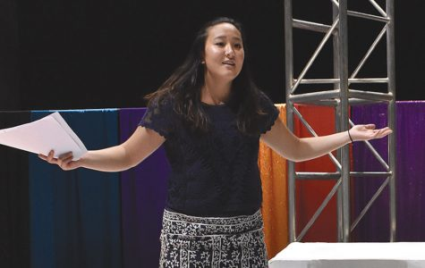 U-High students tackle challenging, magical musical