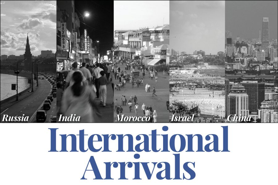 International Arrivals: Immigrant students face increased scrutiny, reflect on America