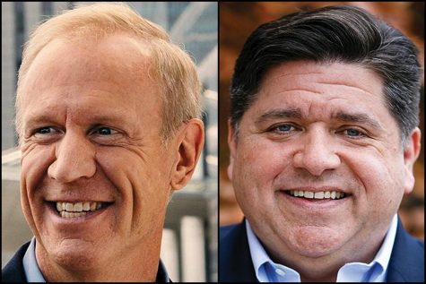 Rauner, Pritzker disagree on how to improve Illinois' future
