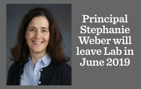 High school principal Stephanie Weber to leave in June