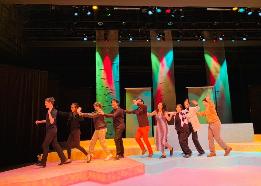 Photo: Fall Theater Production
