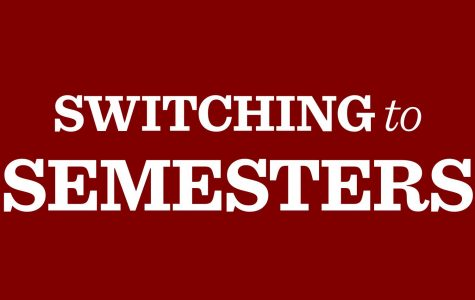 Faculty endorses switch to semesters