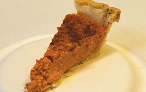Mariane Zemil's sweet potato pie