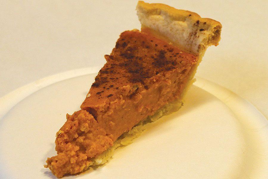Mariane Zemil's sweet potato pie