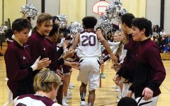 Boys basketball teams, dance troupe make home debut