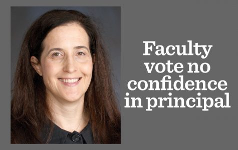 Faculty vote shows no confidence in Weber
