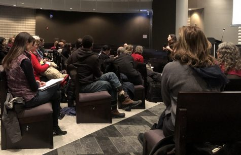 Faculty Association votes no confidence in Director Charlie Abelmann