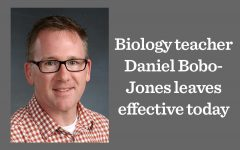 Daniel Bobo-Jones no longer teaches at Lab effective today