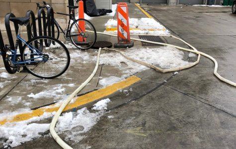 Water main break closes Historic Campus at 3:30 p.m., cancels afterschool activities