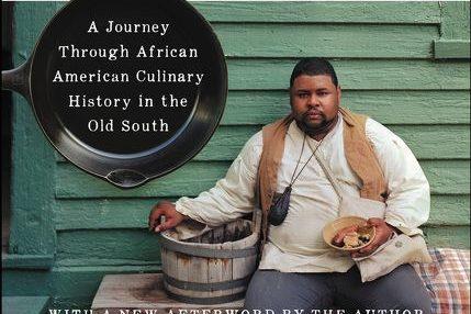 Speaker discusses slavery, food at keynote