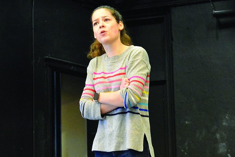 After winning U-High contest, Alyssa Russell will attend regional Shakespeare competition