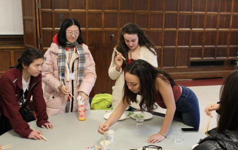 Chinese exchange program features new, and returning, activities