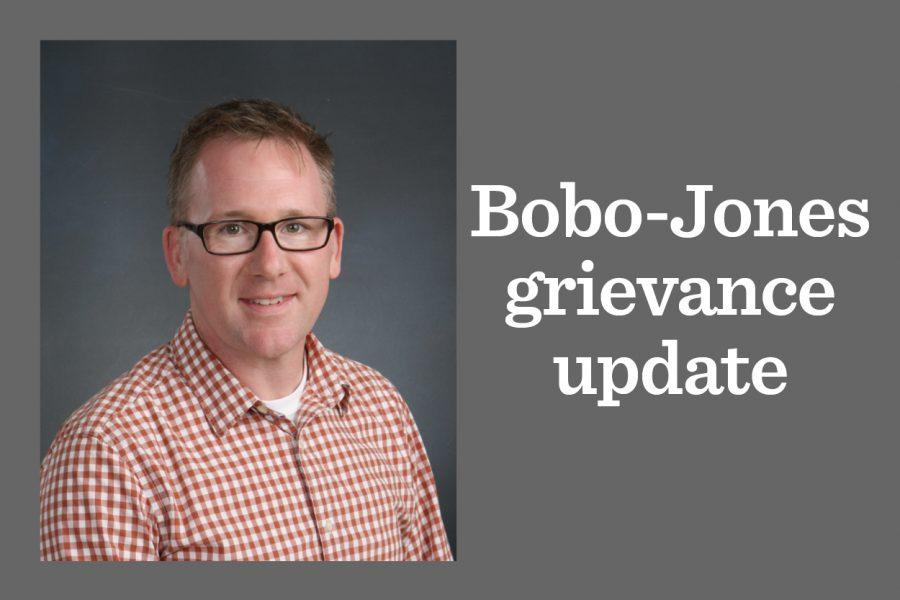 Bobo-Jones grievance goes to arbitration