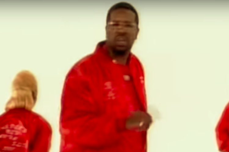 DJ Casper leads the Cha-Cha Slide