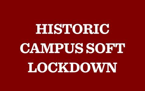 School placed on soft lockdown