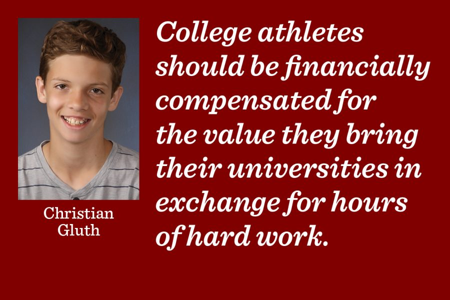 Colleges+need+to+pay+athletes+for+their+commitment