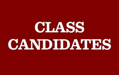 Class presidential hopefuls share goals