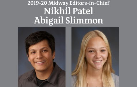 Midway editors selected for 2019-20 school year