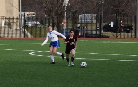 Head gear no longer required for girls soccer team