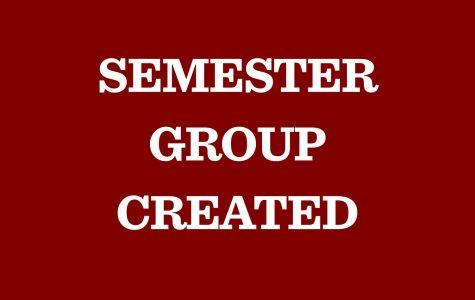 Semesters implementation group established
