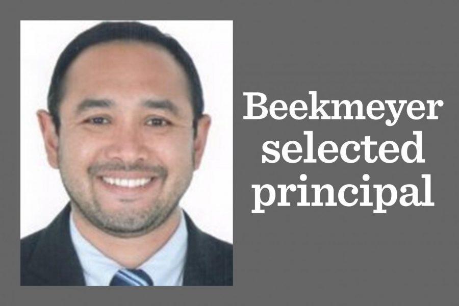 New principal selected