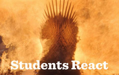 Students offer 'Game of Thrones' finale reactions