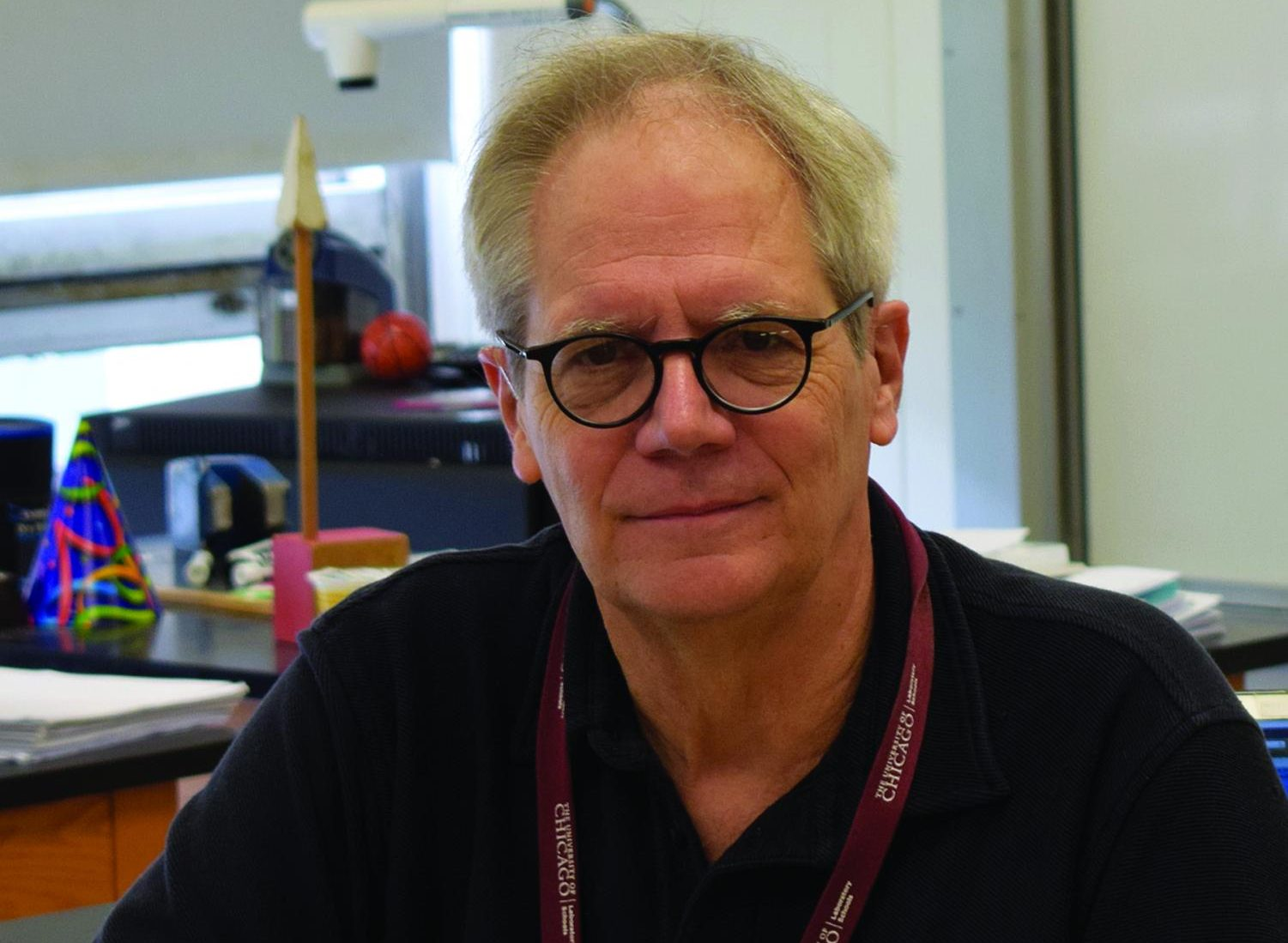 END OF AN ERA. After 33 years of dedicated, passionate instruction, science teacher David Derbes will retire at the end of the school year. Colleauges and former students praised his enthusiasm, supportive nature and kindness, as well as his infectious love of learning.