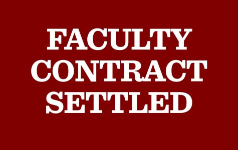 Faculty Association approves new 4-year contract