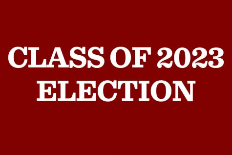 Class of 2023 election in full swing