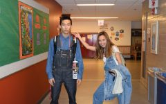 Students embrace Spirit Week with fun outfits