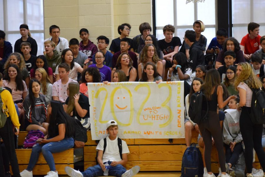 Ninth grade is largest class yet