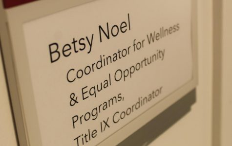 Title IX coordinator on leave; new contacts take place