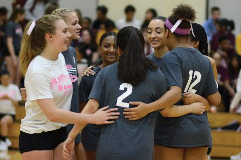 More than $1,000 raised for Dig Pink