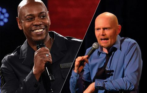 Chappelle vs. Burr