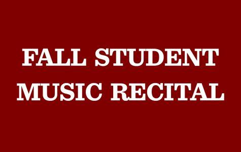 Fall recital to showcase classical musicians