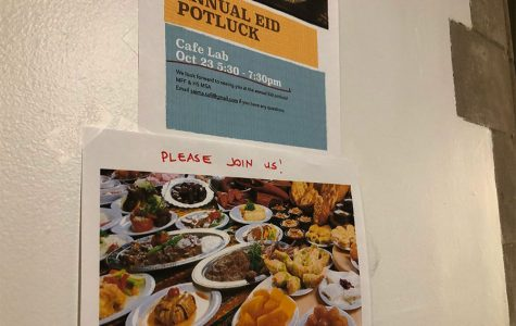 Students, families invited to dinner celebrating end of Ramadan