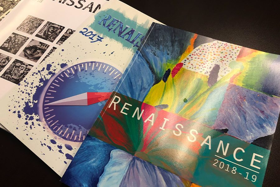 Renaissance magazine submissions beginning