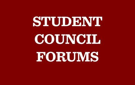 Representatives crave student input via forums