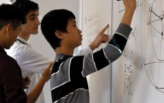 No easy answers: Math Team bonds over complicated problems