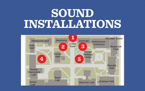 Campus sound show provides new art experience