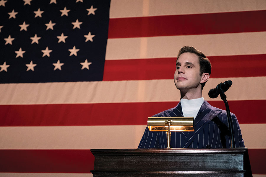 "POLITICS GET PERSONAL. ""The Politician,"" a comical new Netflix show, describes the process of student government elections for a driven and competent student politician played by Ben Platt."