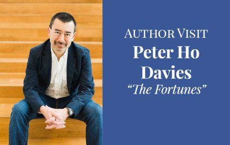 Author Peter Ho Davies visits U-High