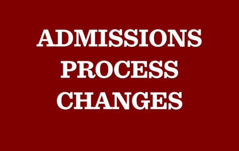 Lab admissions process experiences changes