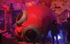 'Nevermore Park' a unique, interactive exhibition